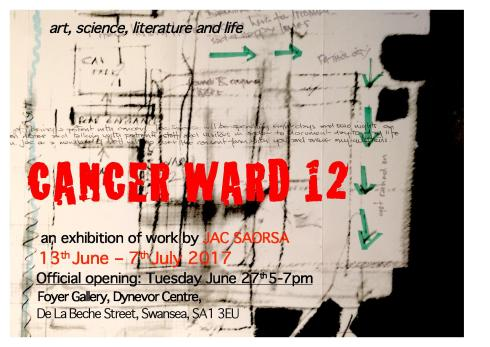 Cancer Ward 12 invite front-page-001